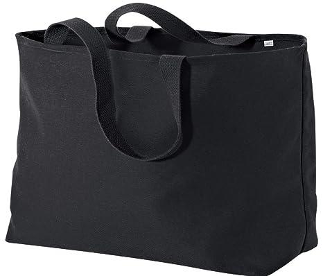 Amazon.com  Joe s USA Jumbo Tote Bag a Sturdy 10-ounce Cotton Oversized Tote  Bag  Joe s USA d9310597c08db