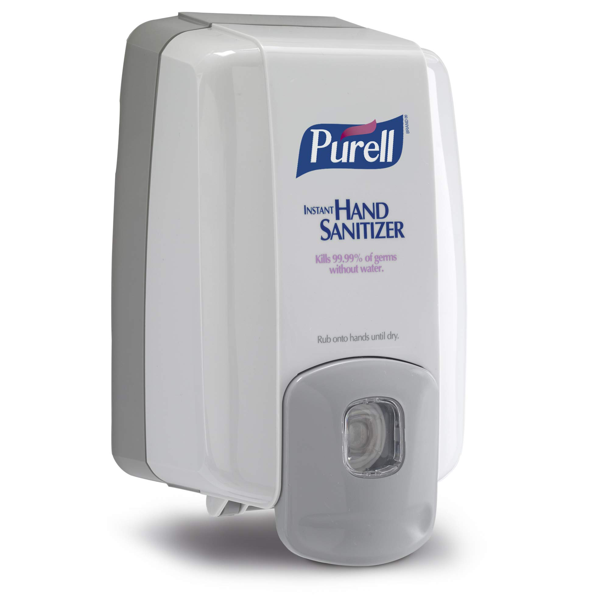 PURELL 222008 NXT MAXIMUM CAPACITY Dispenser, 2000mL, Dove Gray by Purell