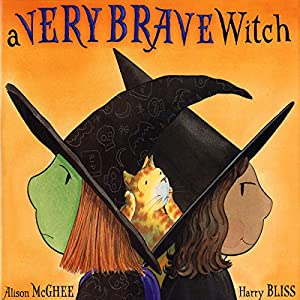 A Very Brave Witch Audiobook