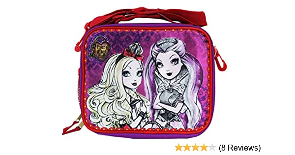 1b5fe6cc8512 Amazon.com  Purple Ever After High Lunch Bag  Sports   Outdoors
