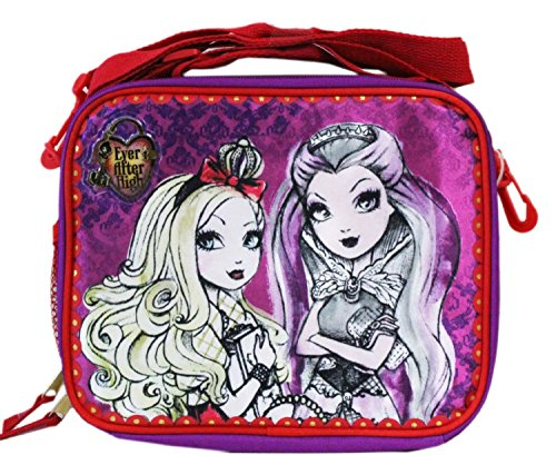 Purple Ever After High Lunch
