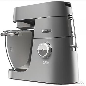 Kenwood KVL8460S 1700W 6.7L Plata - Robot de cocina (6,7 L, Plata, Giratorio, 1,6 L, Acero inoxidable, Metal): Amazon.es: Hogar