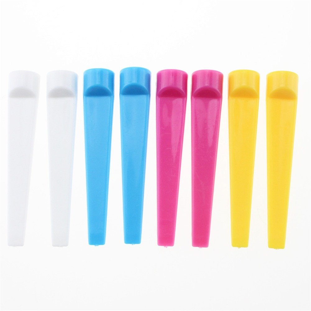 30 Pieces/pack 70 mm Large Plastic Strong Wedge Golf Tees by Gooday (Image #3)