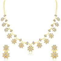 Sukkhi Jewellery Sets for Women (Golden) (N71439GLDPAP600)