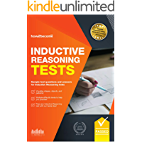 Inductive Reasoning Tests: 100s of Sample Test Questions and Detailed Explanations (How2become) (English Edition)