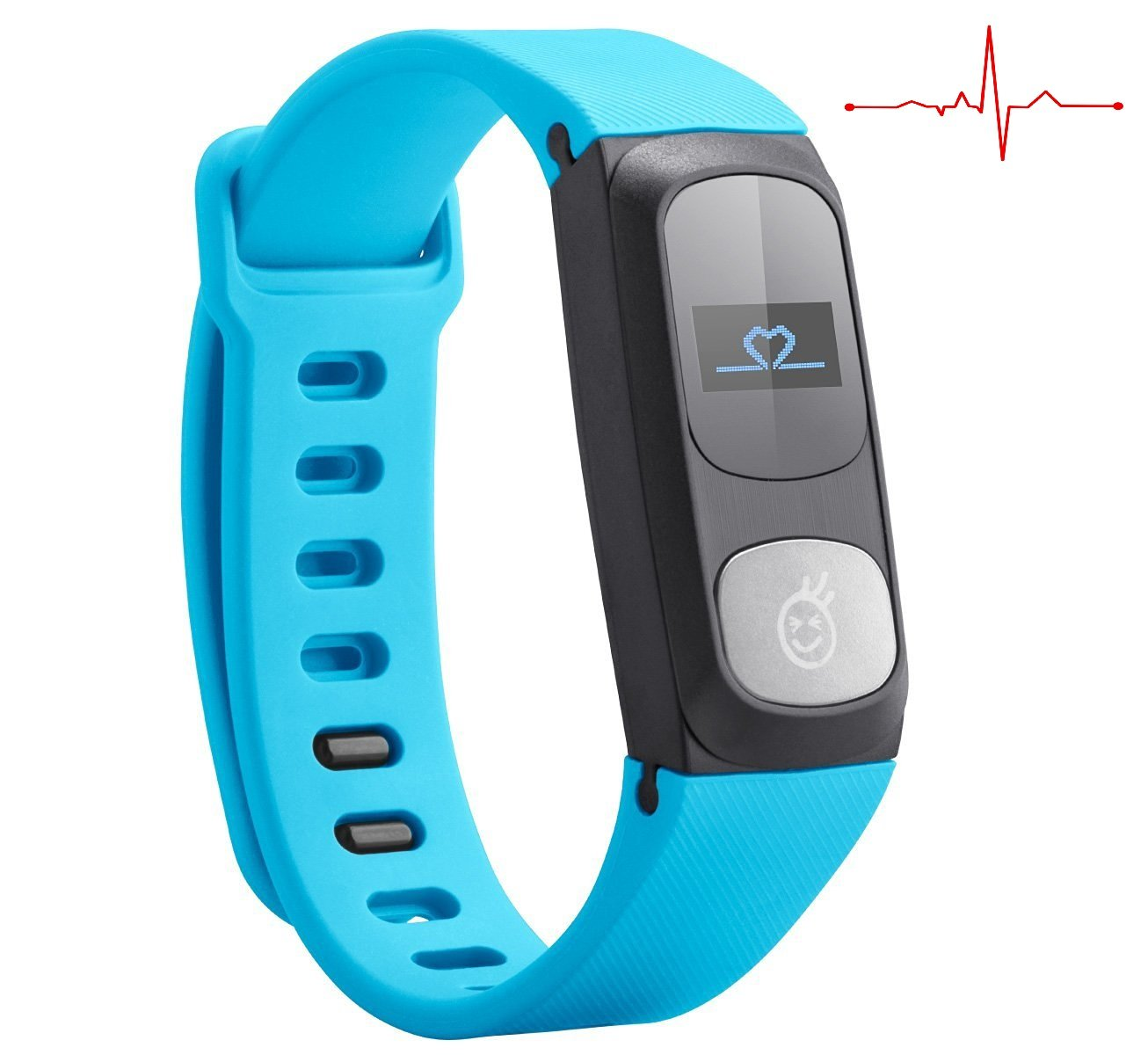 HeHa Women Heart Rate Monitor Sleep Tracker Weight Loss Calorie Counter Fitness Watches with Sleep Monitor Alarm Clock