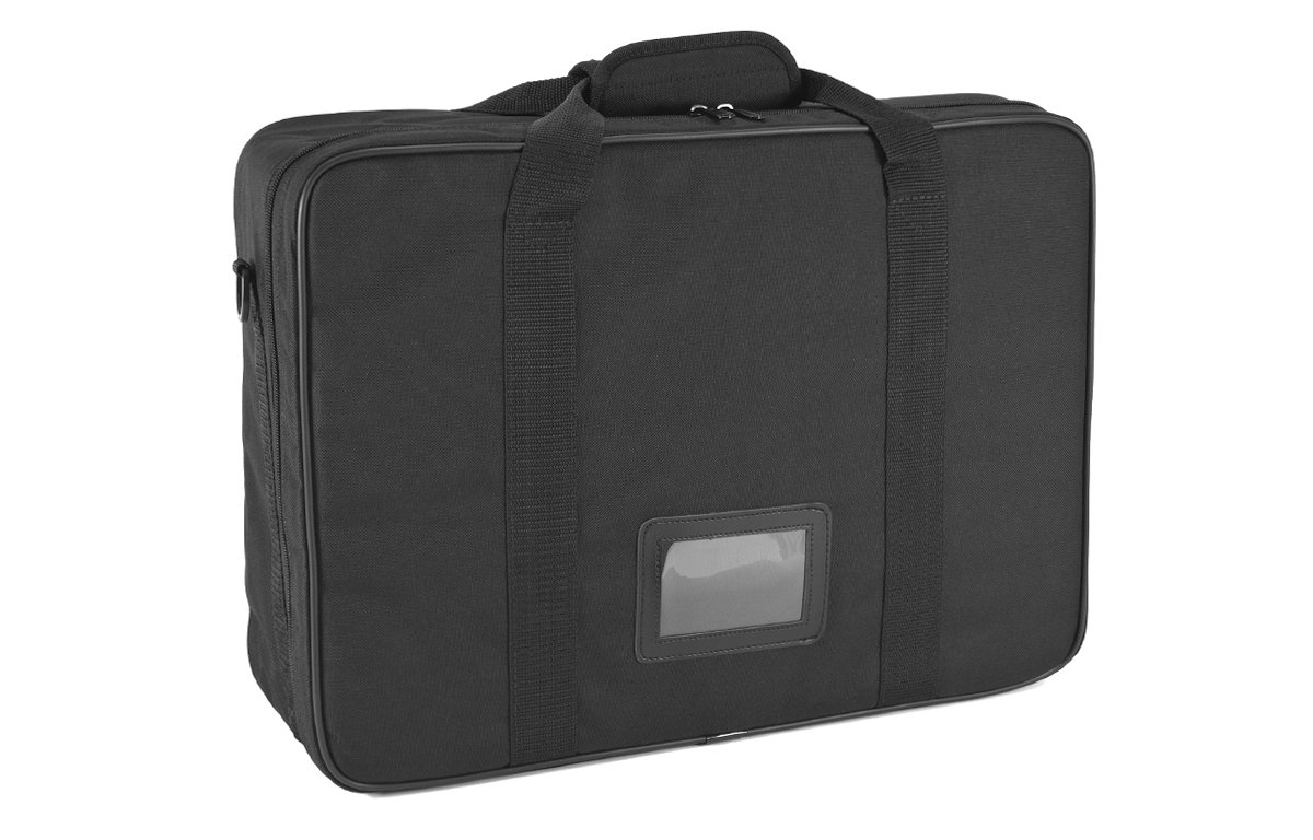 Cases By Source 18135C Soft Padded Case with Shoulder Strap, 18 x 13 x 5 Interior