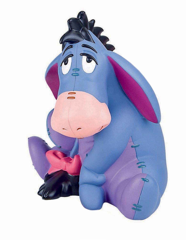 7 cm Bullyland 12325 Eule mit Buch Spielfigur Walt Disney Winnie Puuh ca
