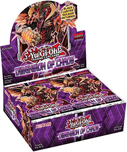 YuGiOh Dimension of Chaos Booster Box ()