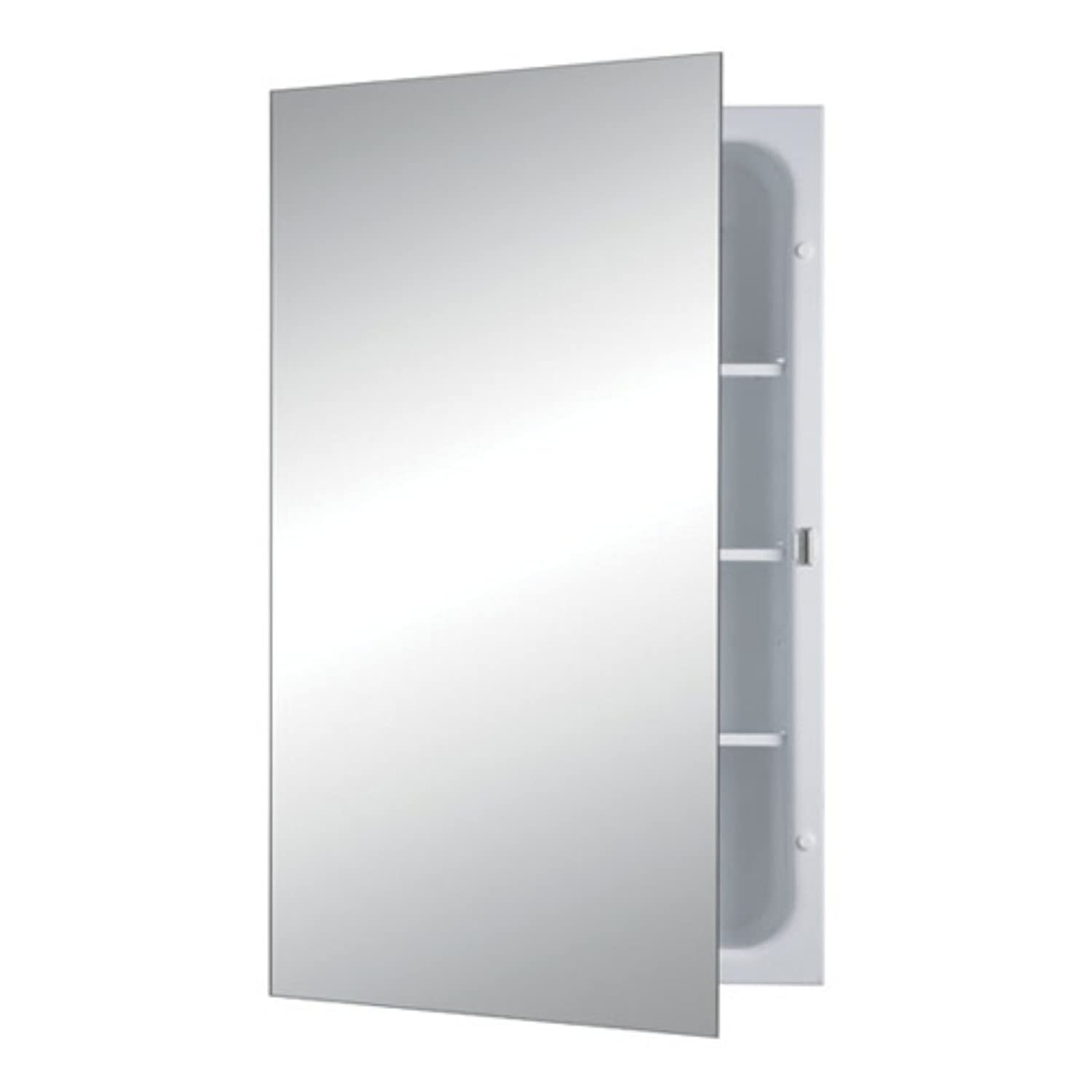 Amazon.com Broan-NuTone 1430 Focus Single-Door Recessed Medicine Cabinet White Baked Enamel Home Improvement  sc 1 st  Amazon.com & Amazon.com: Broan-NuTone 1430 Focus Single-Door Recessed Medicine ...