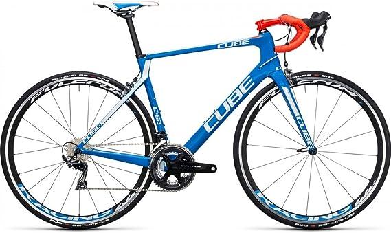 Bicicleta de carretera Cube agree C: 62 SL Team Wanty 2017 – 58 cm ...