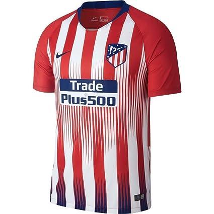 14130948f6302 Nike Temporada 2018 2019 Camiseta 1ª equipación Atlético de Madrid ...