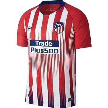 Nike Temporada 2018 2019 Camiseta 1ª equipación Atlético de Madrid ... 5172f34792461