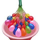 Toy King Automatic Fill Magic Water Balloons (111 Pieces)