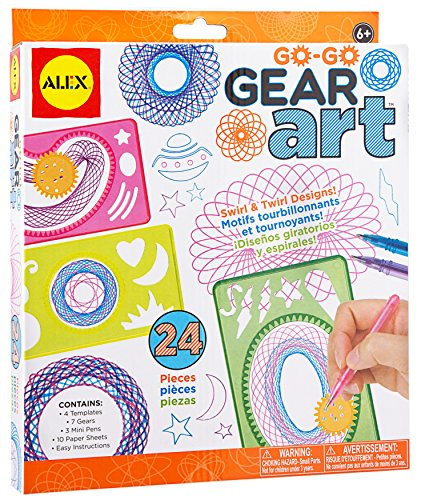 (ALEX Toys Artist Studio Go Go Gear Art)