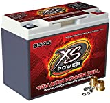 XS Power S545 'S Series' 12V 800 Amp AGM Automotive Starting Battery with Terminal