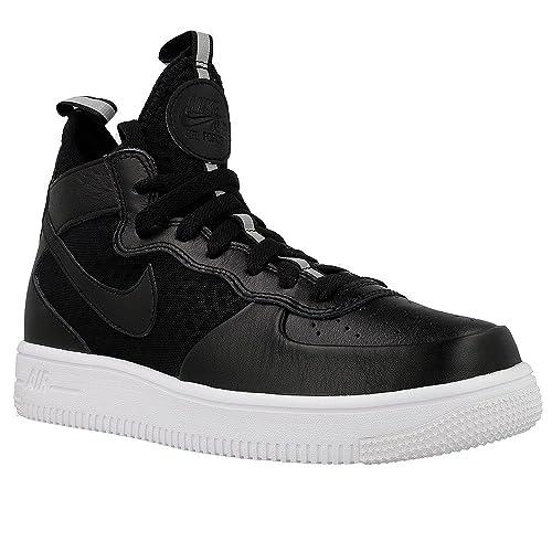 sale retailer 97846 86ac8 Nike - Air Force 1 Ultraforce M - 869945001 - Colore  Nero - Taglia  39.0   Amazon.it  Scarpe e borse