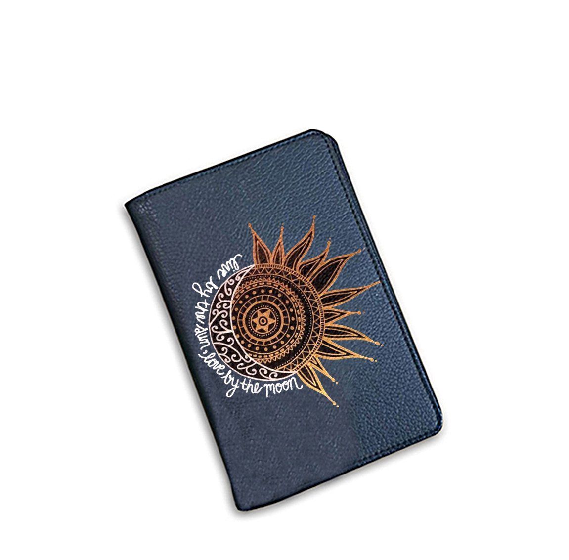 Live By The Sun Love By The Moon Passport Holder/ Cover_SUPERTRAMPshop