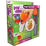 TUZECH Food Designer Just Design Push And Eat - 10 Piece Kit