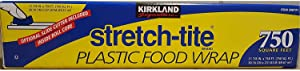 Stretch Tite Plastic 11 7/8 Inch X 750 SQ. FT - New