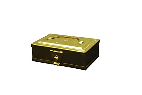 Buy Mannarcraft Brass Betel Box Online at Low Prices in India