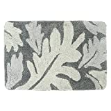 DIFFERNZ 31.220.46Folia Bath Mat, Grey