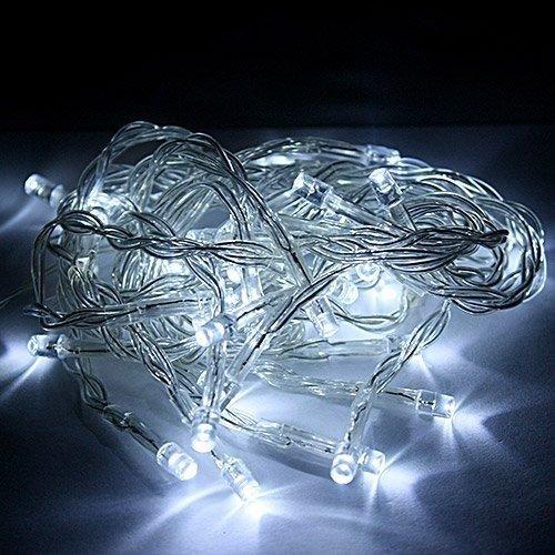 String Of Blue Christmas Tree Lights - centmelcopenteo