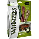 Whimzees Dog Toothbrush Dental Treats XS 48pcs