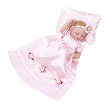 Amazon.com: Cicitop - Muñeca realista de muñecas de bebé ...
