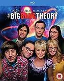 The Big Bang Theory - Season 1-8 [Blu-ray] [Region Free] [UK Import]