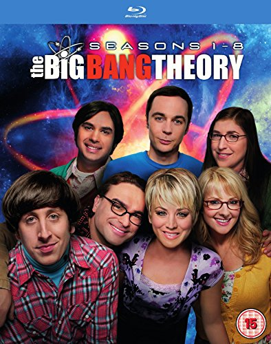 The Big Bang Theory - Season 1-8 [Blu-ray]