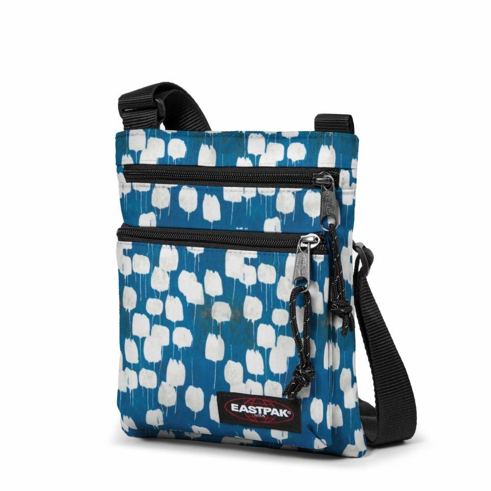 e5ea717d06b Eastpak Rusher Messenger Bag, 23 cm, 1.5 liters, Blue (Triple Denim ):  Amazon.co.uk: Luggage