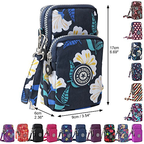 Morning Girls Small Bag Ladies Handbags Glory Crossbody Nylon Wocharm Shoulder Design Wristlet 15pwxqv