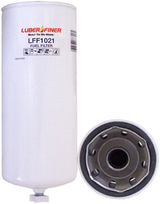 Luber-finer LFF1021-6PK Heavy Duty Fuel Filter 6 Pack