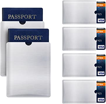 Business Name Credit Card Case Holder USA Seller New! Fast Shipping