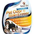 Powerful Pet Odor Eliminator & Urine Remover Exclusive Enzyme Cleaner Takes Out Tough Stains, Odors from Emmy's Best