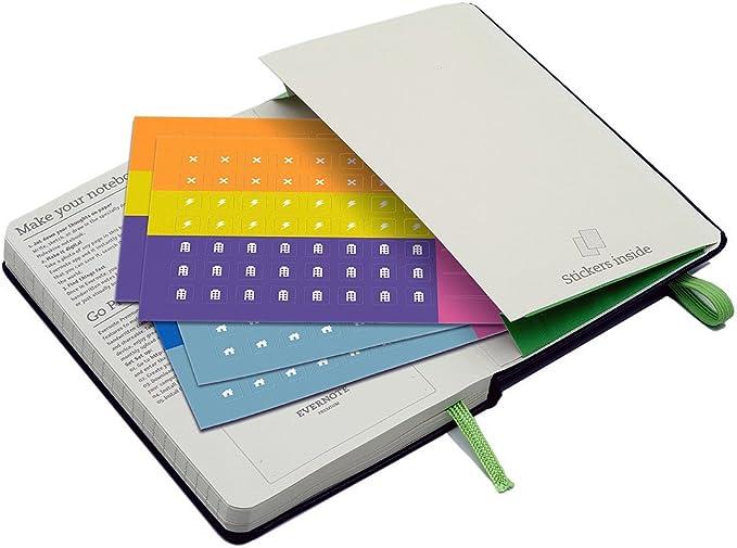 Evernote Smart Notebook Ruled Pocket Moleskine Code Leevmm710 Moleskine Amazon Ca Office Products