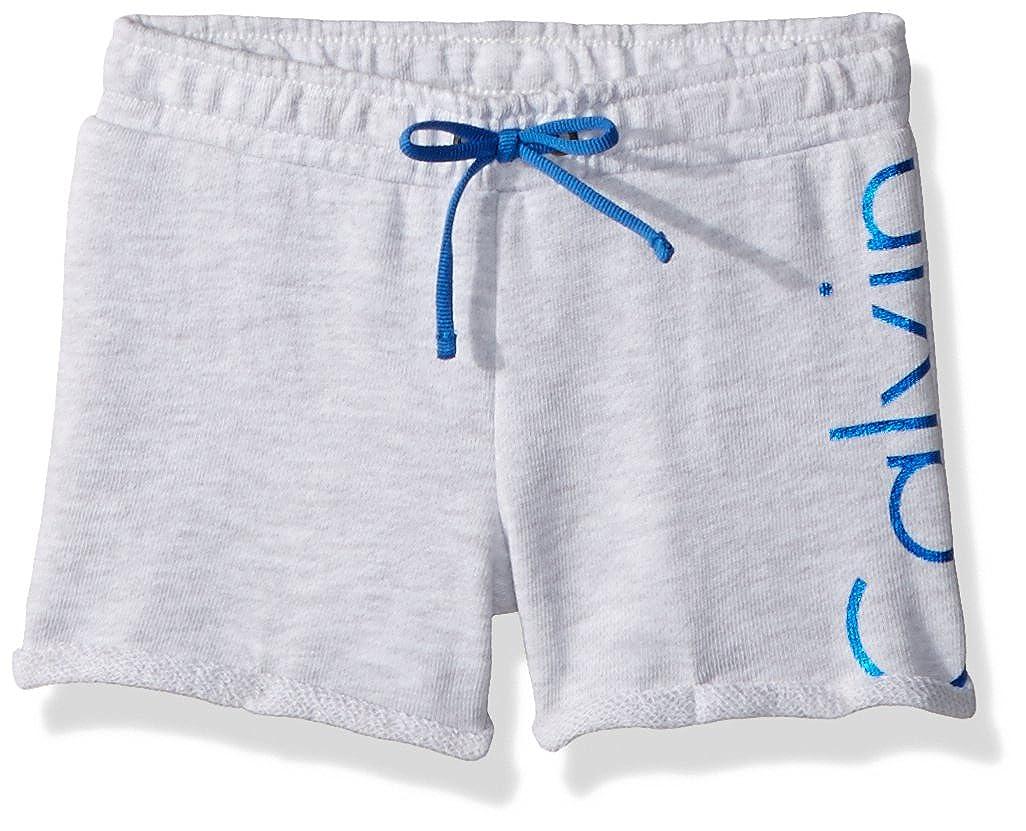 Calvin Klein Girls Logo Short
