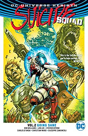 Suicide Squad (2016-2019) Vol. 2: Going Sane (English ...