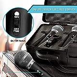 Pyle 3 Piece Professional Dynamic Microphone Kit