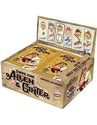 Topps 2018 Allen & Ginter Baseball Retail Display Box - 24 Packs Per Box