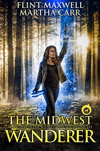 The Midwest Wanderer: The Revelations of Oriceran (Midwest Magic Chronicles Book 2) cover