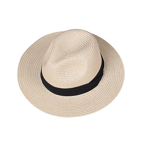 6ef5dc019f78e Elegancia Temporada de Verano Sombrero Plegable Sombrero de protección  Solar Protección