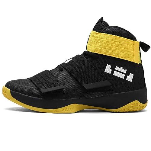 Zapatillas de Baloncesto para Hombre Zapatillas Deportivas ...