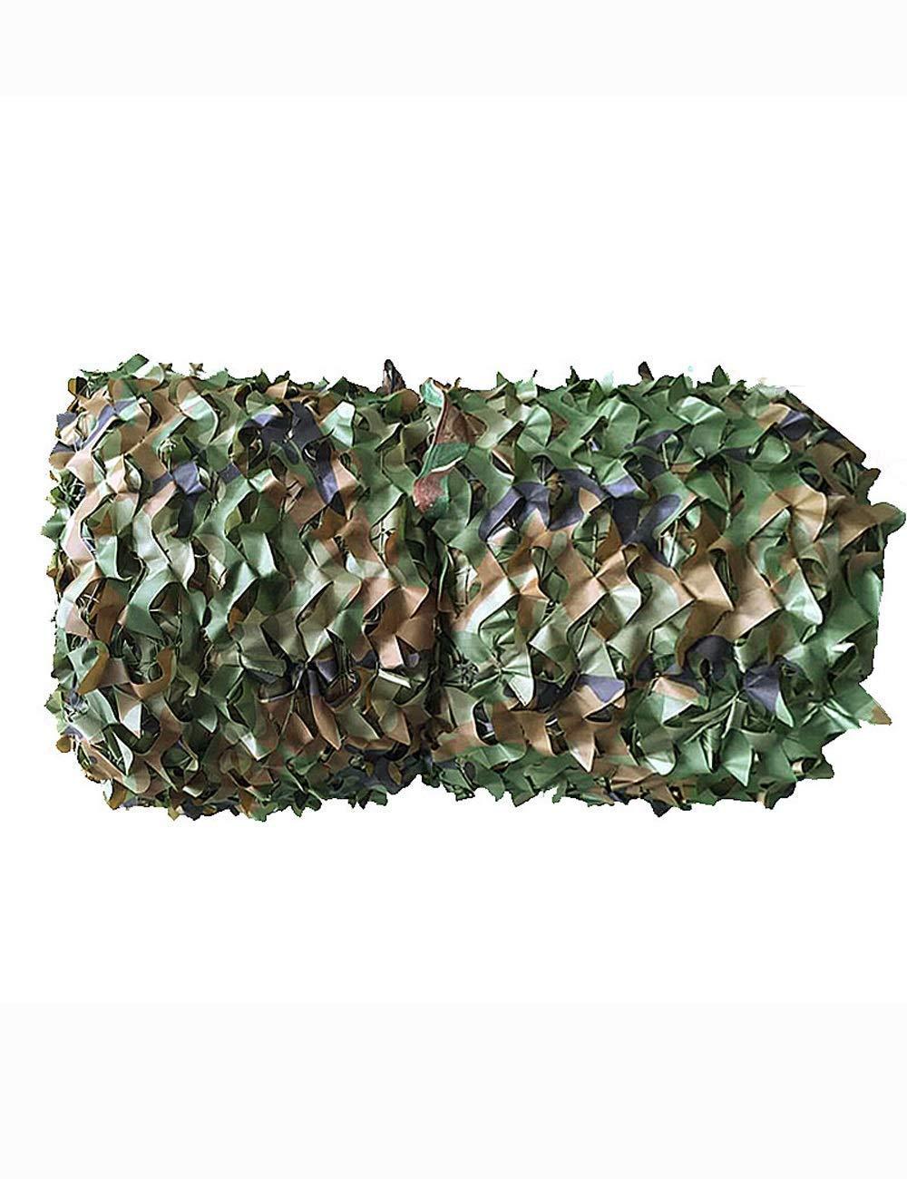 23m Filet de camouflage parasol multi-usage Mode Montagne Camouflage Net Jungle Camping Camping Décoration de fête Parasol extérieur Multi-taille en option (Taille  6  6m) BÂche AI LI WEI ( Taille   23m )