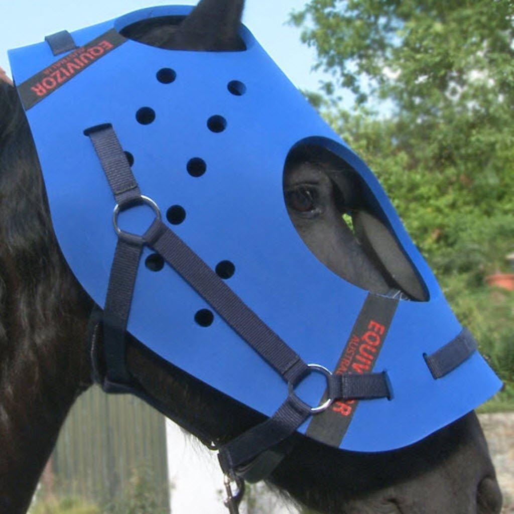 EquiVizor Multi-Purpose Helmet for Horses (Full) by EquiVizor (Image #1)
