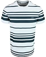 Lacoste TH1090 Stripe T-Shirts Ink