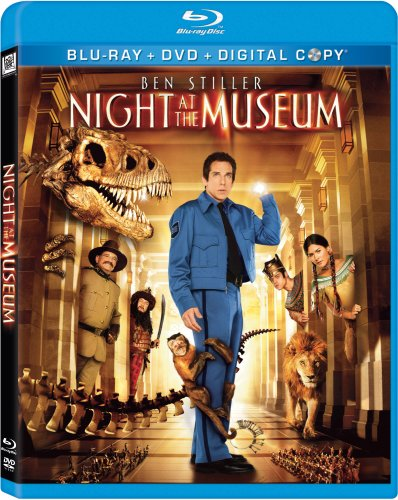 Night at the Museum Blu-ray Triple Play