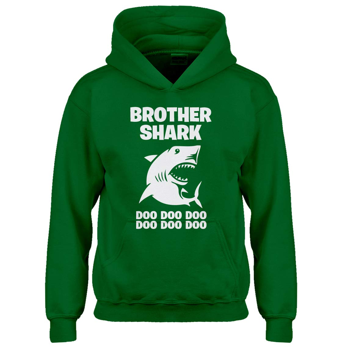 Indica Plateau Youth Brother Shark Kids Hoodie 3850-Z
