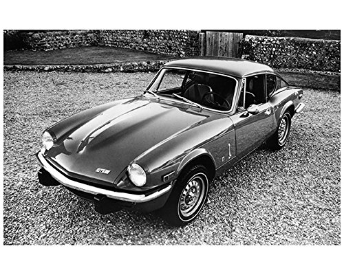 - 1973 Triumph GT6 Factory Photo